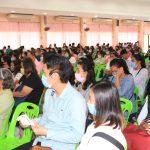 ประชุมผู้ปกครองนักเรียนภาคเรียนที่2/2563(7ธ.ค.63)