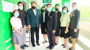 โรงเรียนได้เป็นสนามการทดสอบทางการศึกษาแห่งชาติขั้นพื้นฐาน(O-NET) ระดับชั้นมัธยมศึกษาปีที่ 3 ปีการศึกษา 2563 (13 มี.ค. 2564)